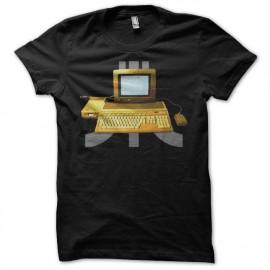 camiseta Atari STF negro