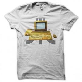 camiseta Atari STF blanco