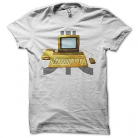 Tee shirt Atari STF blanc