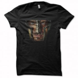 Camiseta Spartacus Blood and Sand negro