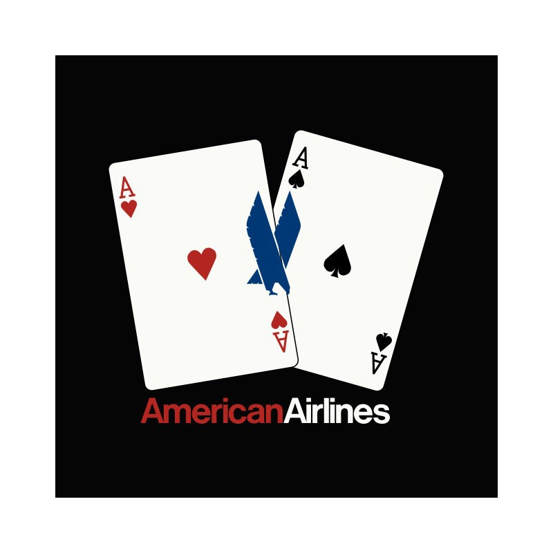 Poker american airlines