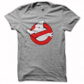 T-shirt Ghostbusters original gray