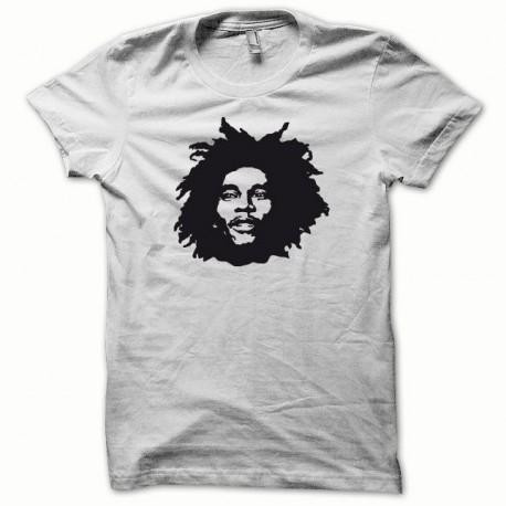 Tee shirt Bob Marley noir/blanc