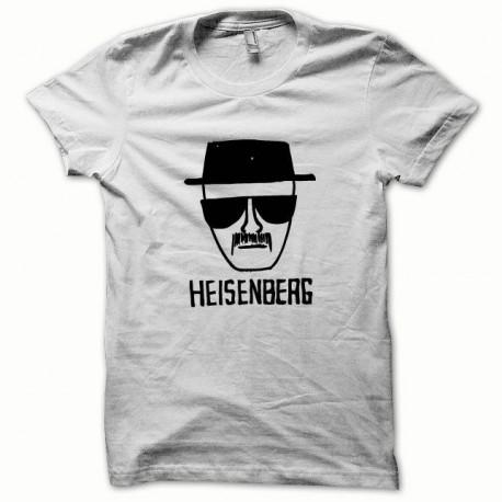 Camiseta Comunicar malas negro Heisenberg / blanco