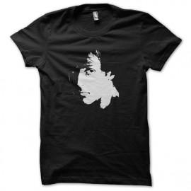 Camiseta Rocky balboa artwork blanco/negro