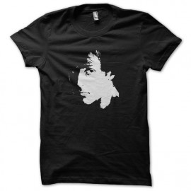 Tee shirt Rocky  Balboa artwork blanc/noir