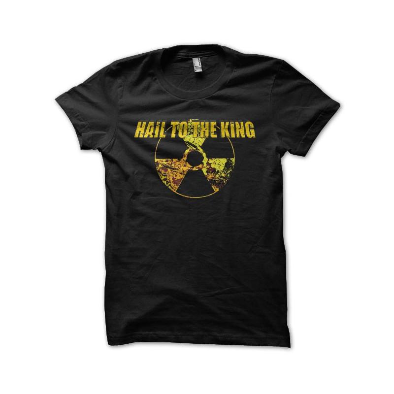 094be8deb T-shirt Duke Nukem Hail to the king black
