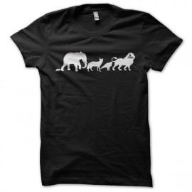 Tee shirt Poker Evolution noir
