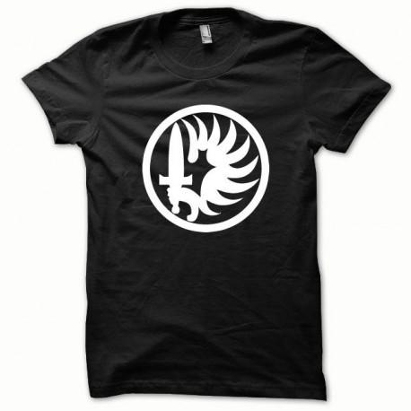 Tee shirt Légion Etrangère blanc/noir