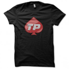 Tee shirt Turbo Poker noir