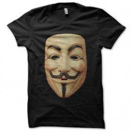 T shirt T-Mask black