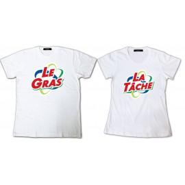 Tee Shirt Couple Test