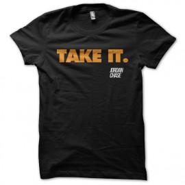 Tee shirt Dexter Jordan Chase Take It noir