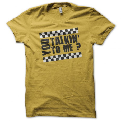 you talkin 'to me? - taxi driver