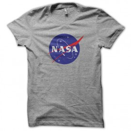 T-shirt NASA gray