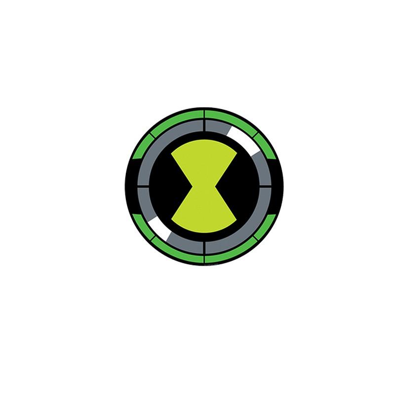 Ben10 Omnitrix Symbol T Shirt White