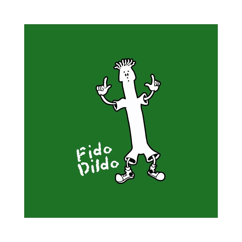 Dildo Shirt Dido Fido Vert Giq7fbw Tee Parodie AR5q4c3jL