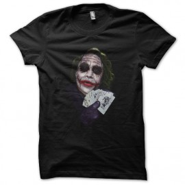 shirt the joker play black cards