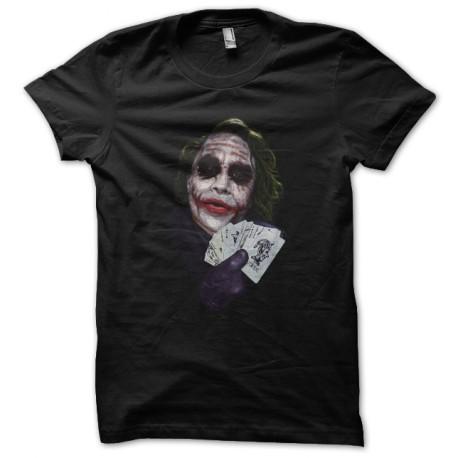 shirt the joker play black cards
