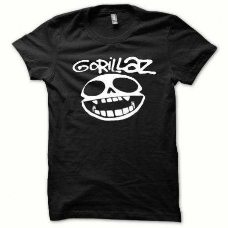 Tee shirt Gorillaz Blanc/Noir