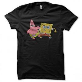 Tee shirt Bob patrick The yellow sponge