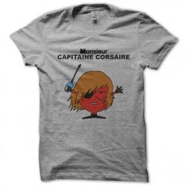 Monsieur capitaine corsaire