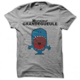 Monsieur Grande gueule