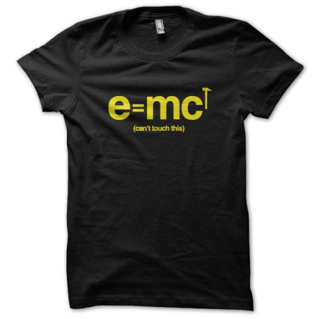 e=mc hammer