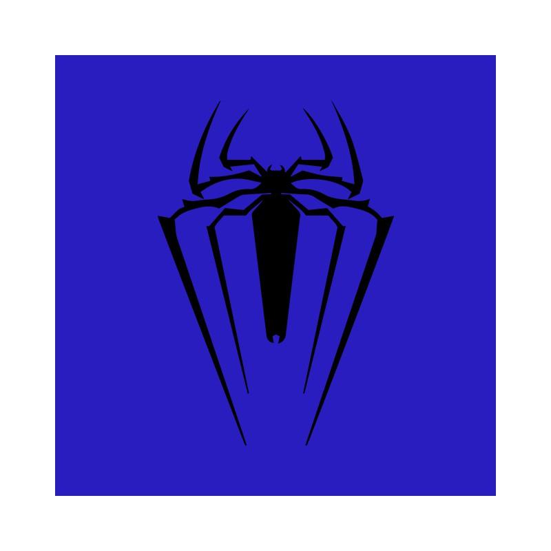 T Shirt The Amazing Spider Man Symbol Blue