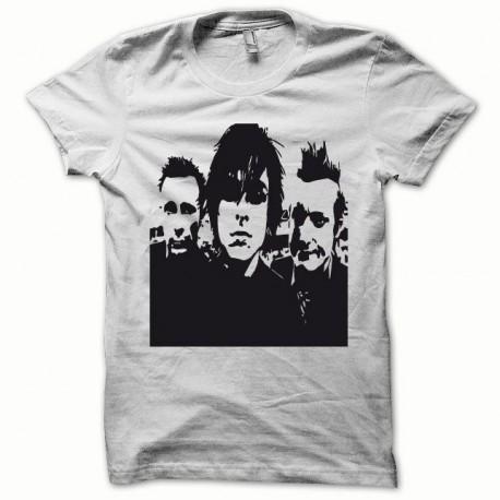 Tee shirt Green Day Noir/Blanc