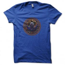 tee shirt castelvania bleu royal