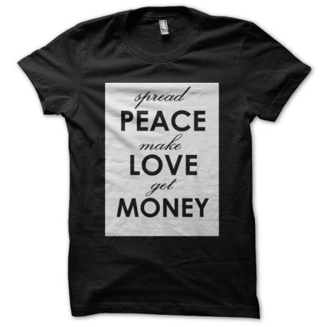 PEACE LOVE MONEY