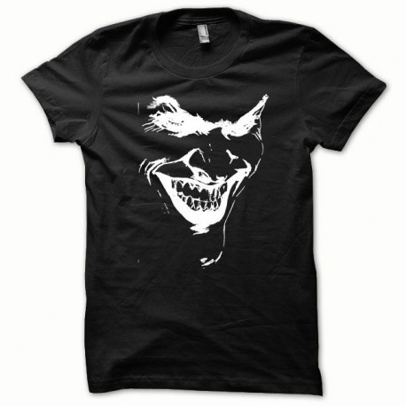 Tee shirt Batman Joker blanc/noir