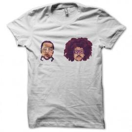Lmfao camiseta en blanco