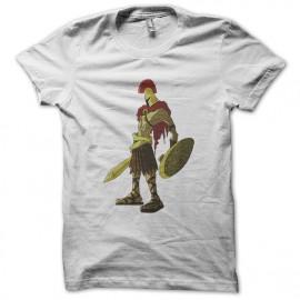 Spartacus white tee shirt soilder