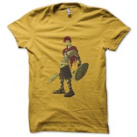 Espartaco amarilla camisa soilder