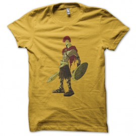 Spartacus yellow shirt soilder