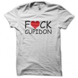 tee shirt cupidon amour blanc