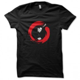 black tee shirt pauloakenfold