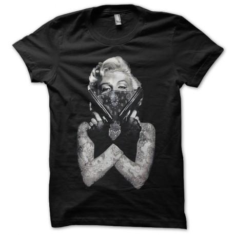 Marilyn Monroe Zombie Men T-shirt XS-5XL