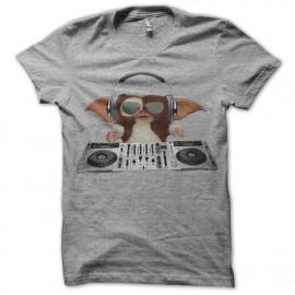 Camisa gizmo placas grises