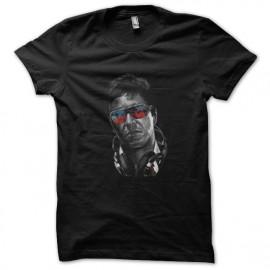 Camisa de DJ Tony Montana negro