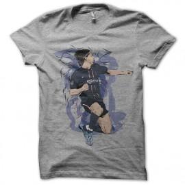 gray shirt zlatan ibrahimovic artistic