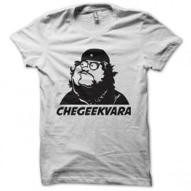 camiseta del negro de la camisa chegeekvara