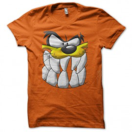 Tee Shirt Taz Orange