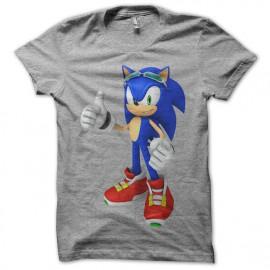 Sonic Gray t-shirt
