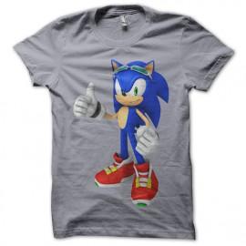 Tee Shirts de Sonic pizarra