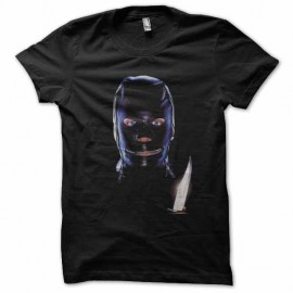 black tee shirt serial killer