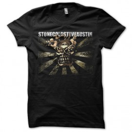 tee shirt stone cold steve austin noir