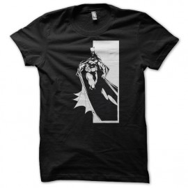 tee-shirt batman scarface noir